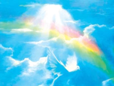 God's Promise - 500pc Jigsaw Puzzle by Sunsout