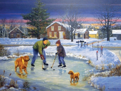 Brothers - 500pc Jigsaw Puzzle by SunsOut