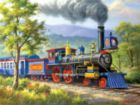The Junction Express - 500pc Jigsaw Puzzle by Sunsout