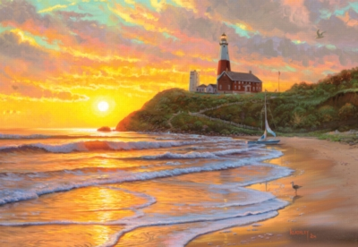 Perfect Day - 500pc Jigsaw Puzzle by Sunsout