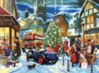 Christmas Streets - 1000pc Jigsaw Puzzle by SunsOut