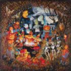 Monsters Night Out - 1000pc Jigsaw Puzzle by SunsOut