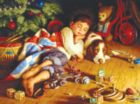 To All A Good Night - 1000pc Jigsaw Puzzle by SunsOut