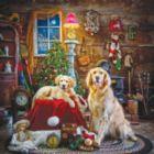 Santa's Little Helpers - 1000pc Jigsaw Puzzle by Sunsout