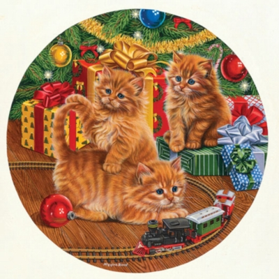 Around the Tree - 1000pc Jigsaw Puzzle by Sunsout