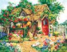 Gardener's Haven - 1000+pc Large Format Puzzle by SunsOut