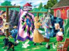 Quilter's Clothesline - 1000pc Jigsaw Puzzle by Sunsout
