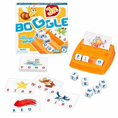 Boggle: Junior Edition - Word Game
