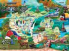 The Great Lakes - 1000pc Jigsaw Puzzle by SunsOut