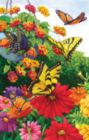 A Garden of Butterflies - 1000pc Jigsaw Puzzle by Sunsout