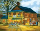 Miss Martha's Country Store - 1000+pc Large Format Jigsaw Puzzle by SunsOut