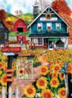 At the Sunflower Inn - 1000pc Jigsaw Puzzle by Sunsout