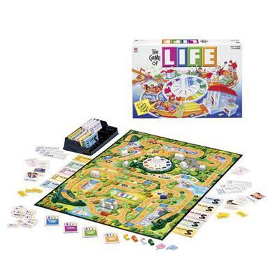 The Game of Life - Board Game