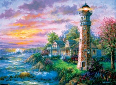 Sea Haven - 1500pc Jigsaw Puzzle by Sunsout