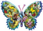 Genevieve - 1000pc Shaped Jigsaw Puzzle by Sunsout