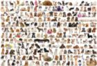 The World of Dogs - 1000pc Jigsaw Puzzle by Eurographics