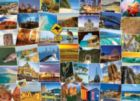 Globetrotter Australia - 1000pc Jigsaw Puzzle by EuroGraphics