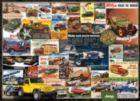 Jeep Vintage Ads - 1000pc Jigsaw Puzzle by EuroGraphics