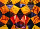 Salvador Dali: 50 Abstract Paintings - 1000pc Jigsaw Puzzle by Eurographics