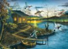 Great American Outdoors: Autumn Retreat - 1000pc Jigsaw Puzzle by Eurographics