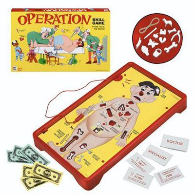 Operation - Kids Game