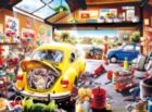 Sam's Garage - 1000pc Jigsaw Puzzle by Buffalo Games