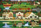 Yankee Wink Hollow - 1000pc Jigsaw Puzzle by Buffalo Games