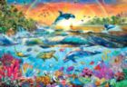 Tropical Paradise - 2000pc Jigsaw Puzzle by Buffalo Games