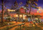 Small Town Celebration - 500pc Jigsaw Puzzle by Buffalo Games