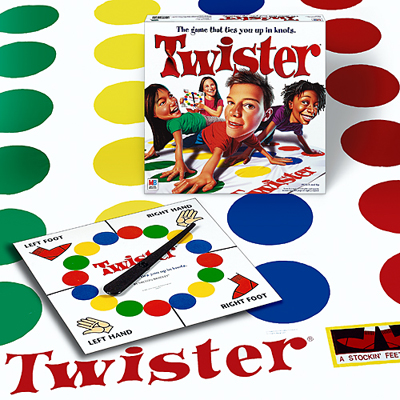 Twister - Party Game