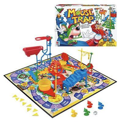 Mousetrap - Board Game