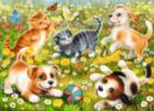 Cats & Dogs - 60pc by Ravensburger