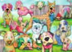 Patchwork Pups - 150pc Jigsaw Puzzle By Ravensburger