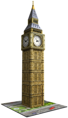 Big Ben Clock - 216pc 3D Jigsaw Puzzle By Ravensburger