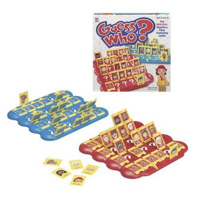 Guess Who - Board Game
