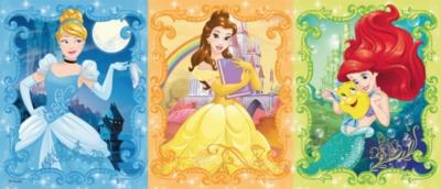 Beautiful Disney Princesses - 200pc Panorama by Ravensburger