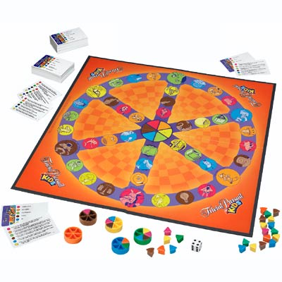 Trivial Pursuit for Kids - Board Game