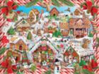 Gingerbread Village - 1000pc Jigsaw Puzzle by White Mountain