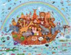 Noah's Friends - 300pc EZ Grip Jigsaw Puzzle by White Mountain