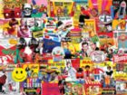Pop Culture - 1000pc Jigsaw Puzzle by White Mountain