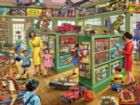 The Toy Store - 1000pc Jigsaw Puzzle by White Mountain