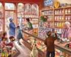 Cozy Candy Shop - 300pc EZ Grip Jigsaw Puzzle by White Mountain