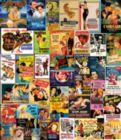 Movie Classics - 300pc EZ Grip Jigsaw Puzzle by White Mountain
