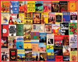 Great Books 300 piece puzzle