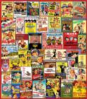 Comedy Movie Poster - 1000pc Jigsaw Puzzle by White Mountain