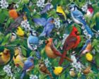 Birds & Blossoms - 1000pc Jigsaw Puzzle by White Mountain