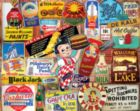 Vintage Signs - 1000pc Jigsaw Puzzle by White Mountain