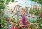 Princess Unicorn - 100pc Jigsaw Puzzle by White Mountain