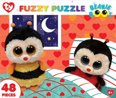 TY: Snuggle Buddies - 48pc Jigsaw Puzzle By Masterpieces
