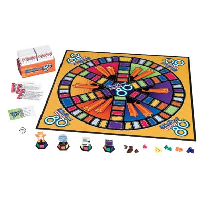 Trivial Pursuit: Totally 80's Edition - Board Game